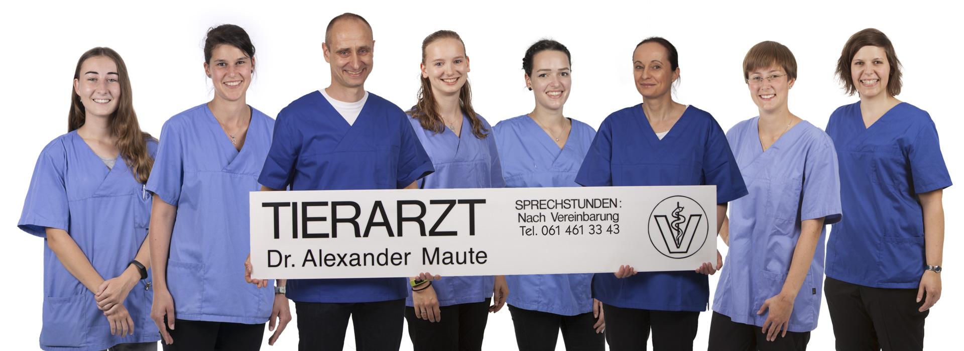 Kleintierpraxis Maute in Muttenz